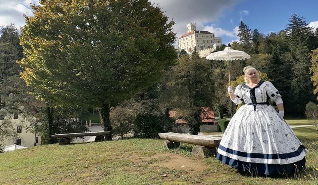 ČAJ S GROFICOM Besplatne radionice za djecu u dvorcu Trakošćan