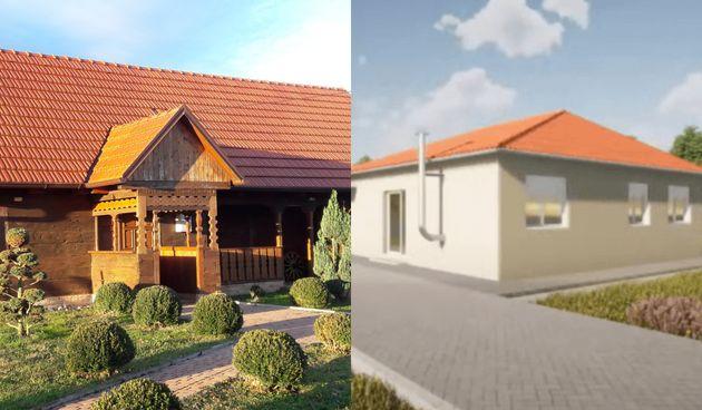 Kuće Banovina