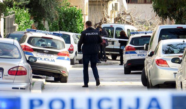 split policija pucnjava