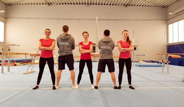 Vježbajte kod kuće uz trenere osječkog gimnastičkog kluba
