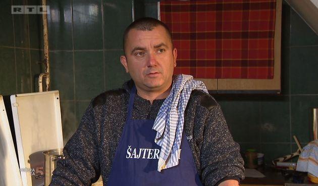 Večera za 5 na selu Mario Šajteri