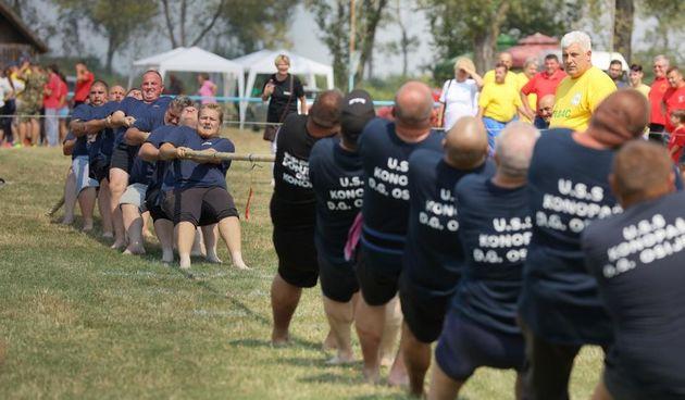 U Brođancima održana 47. Olimpijada starih sportova