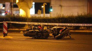 U prometnoj nesreći poginuo je motociklist