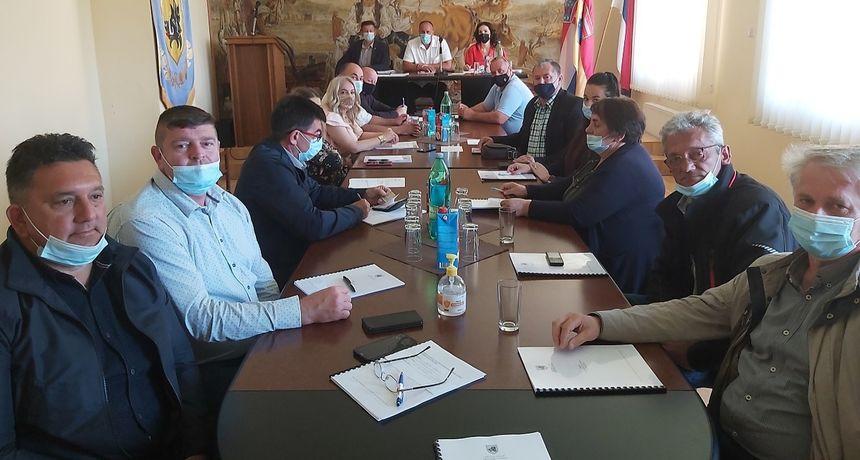 U općini Vojnić konstituiran novi saziv Općinskog vijeća - većinu osigurao HDZ i to samostalno