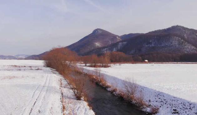 VIDEO Prekrasni zimski prizori iz Varaždinske županije (thumbnail)
