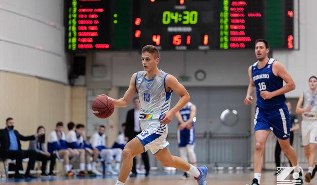 Doigravanje za HT Premijer ligu: KK Jazine - KK Dinamo 52-113