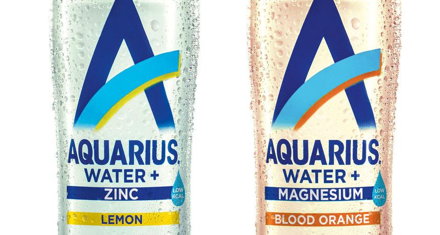 Nadoknadite ono što vašem organizmu nedostaje uz AQUARIUS WATER+