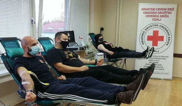 Zahvaljujući organizacijama Crvenog križa zdravstvo opskrbljeno krvnim pripravcima, u Ozlju ove godine prikupljeno 147 doza krvi
