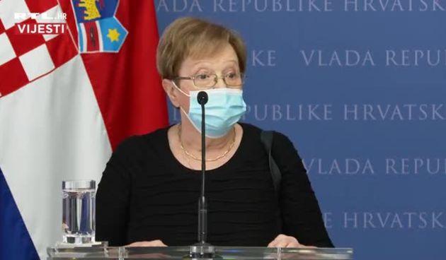 Plenković i predsjednica Sindikata umirovljenika Hrvatske: