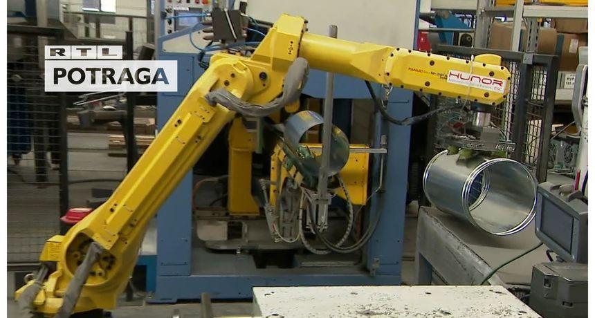 Brži su, produktivniji i jeftiniji: Potraga istražuje koliko tvrtke koriste robote, hoće li zamijeniti ljude i tko će plaćati porez...