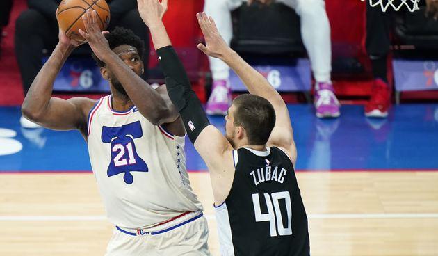 Philadelphia 76ers - LA Clippers