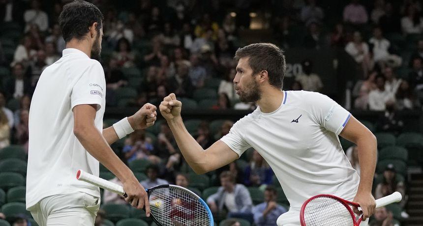 Državni vrh uputio čestitke Paviću i Mektiću na osvajanju Wimbledona