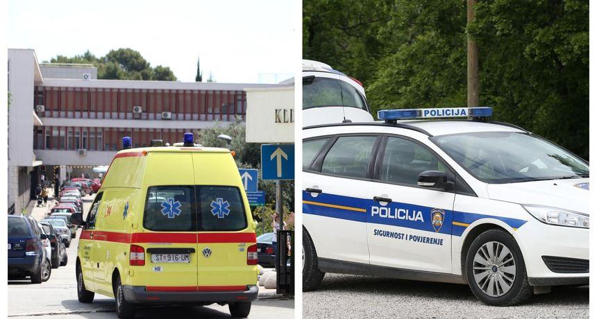 Nesreća u Splitu: Na Solinskoj cesti se sudarilo nekoliko vozila, četiri osobe ozlijeđene