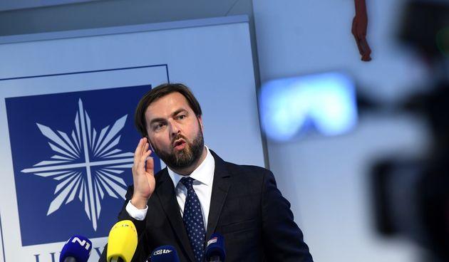 Tomislav Ćorić, ministar gospodarstva i održivog razvoja na okruglom stolu