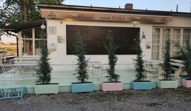 Restoran Kvaka preuređen dočekao prve goste nakon pauze zbog koronavirusa