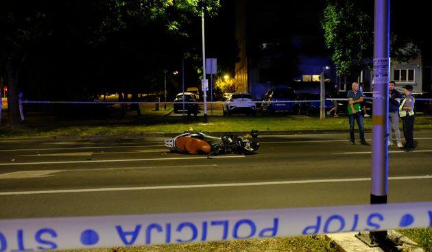 Prometna nesreća, policija
