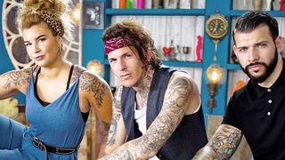 Majstori tetovaže na odmoru