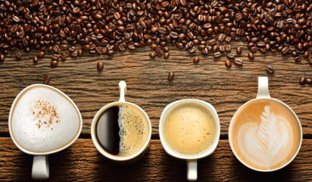 kofein,  kava