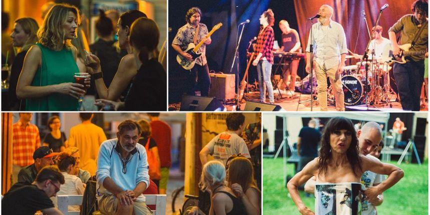 FOTOGALERIJA Dani performansa: Točka na 'i' u subotu bio koncert Mayalesa