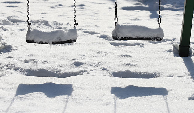 FOTO GALERIJA Karlovac po snijegom - 1. veljače 2021.