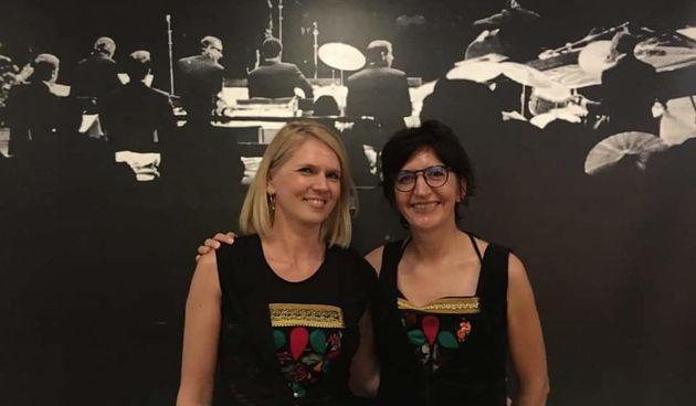 Dina Bušić i Melita Ivković u Njemačkoj predstavljaju Slavuja