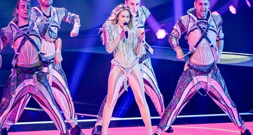 Hrvatskom zavladao šok: Albina nije prošla u finale Eurosonga