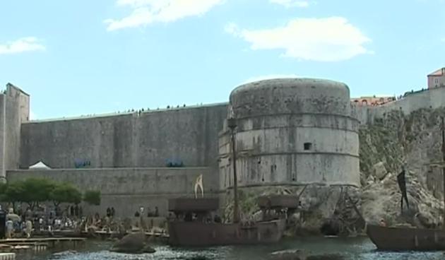 Dubrovnik, Igra prijestolja