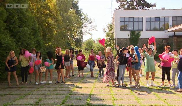 Kandidatkinje Ljubav je na selu 13. sezone na okupu