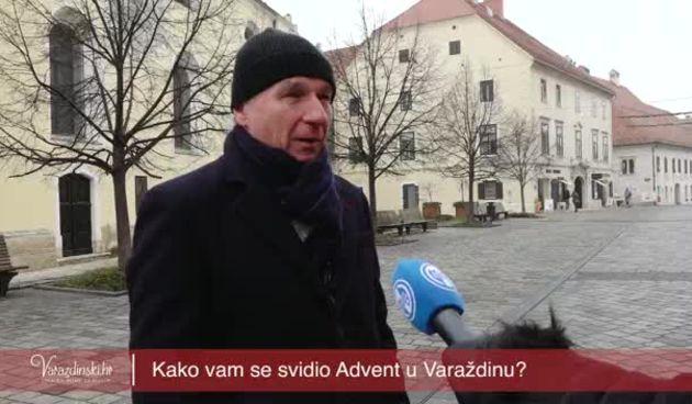 VIDEO Pitali smo vas: Kako vam se svidio Advent u Varaždinu? (thumbnail)