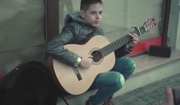 Mladi osječki talent snimio spot za svoju prvu rock baladu