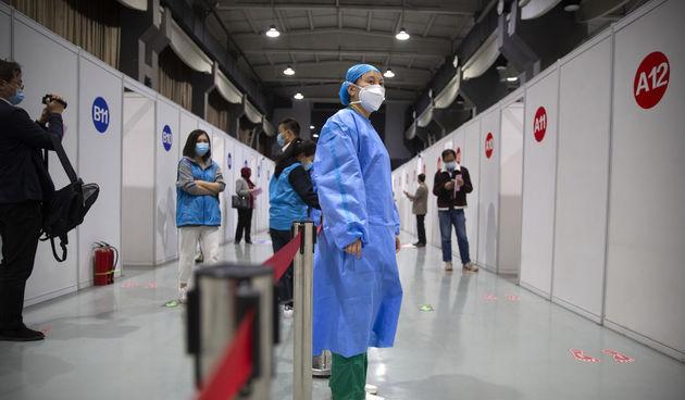 Kina, cijepljenje