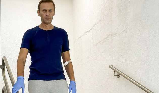 Aleksjek Navaljni