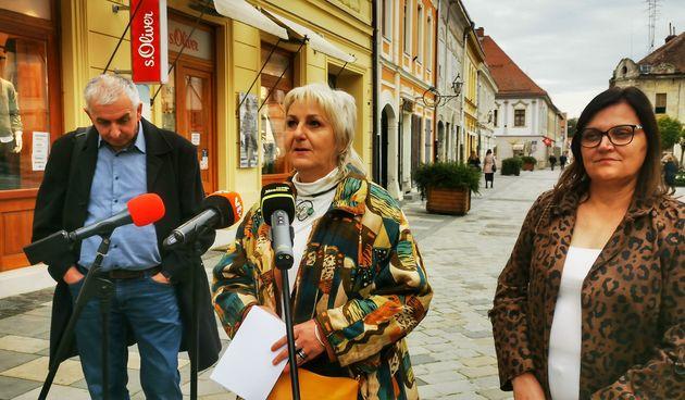 Budimo grad, Dubravka Novak, Dražen Čelar, Emilija Stručić