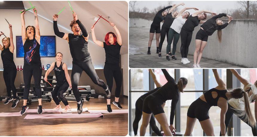(PO)KRENITE SE! Vježbajte u Aerobic centru 'Tanja' na novoj lokaciji - u Areni Varaždin