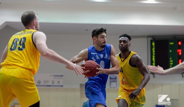 Domagoj Vuković, KK Zadar