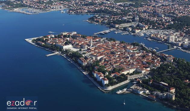 Zadar iz zraka