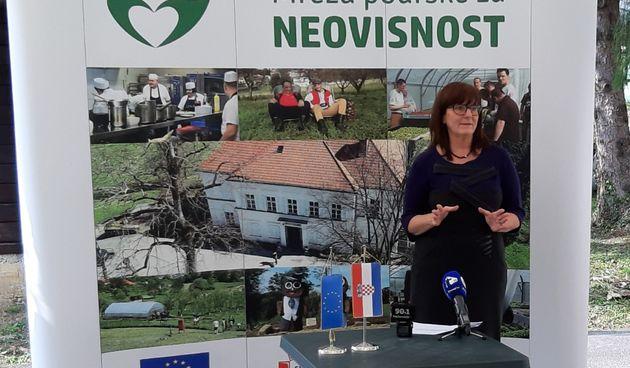 Centar za pružanje pomoći u zajednici Jaškovo poboljšao postojeći sustav usluga i olakšao život osobama s poteškoćama