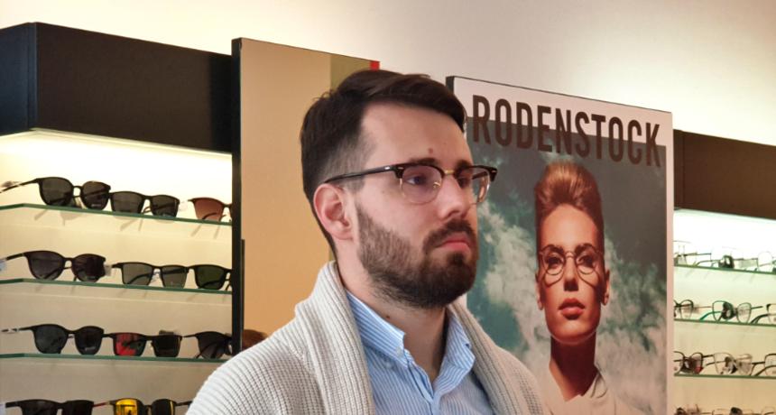 Optika LENS otkupljuje vaše stare dioptrijske naočale i daruje Vas besplatnim pregledom vida