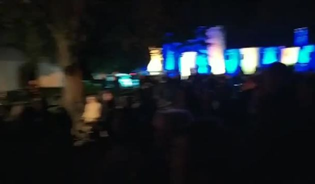 Nastup švedskog ansambla Romeo&Julia Koren i vatromet kod Starog grada prvog dana Varaždinskih baroknih večeri (thumbnail)
