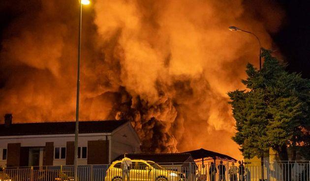 požar u Puli