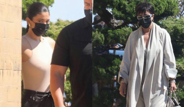 Kylie i Kris Jenner