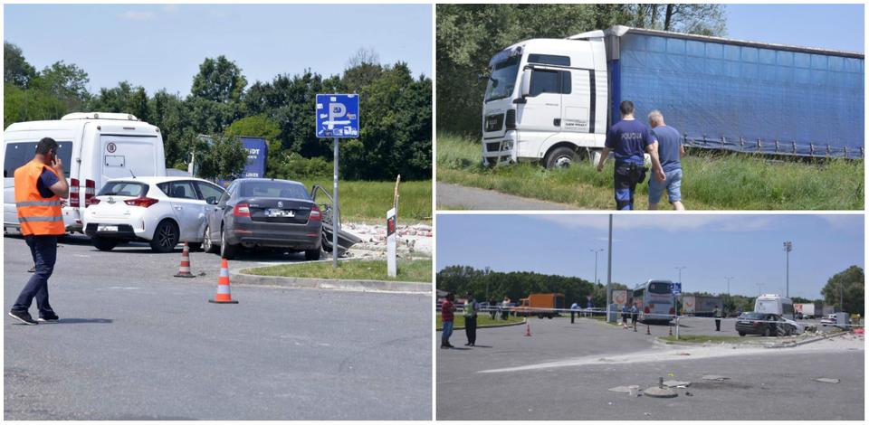 Na odmorištu kod Novske poginulo dvoje djece