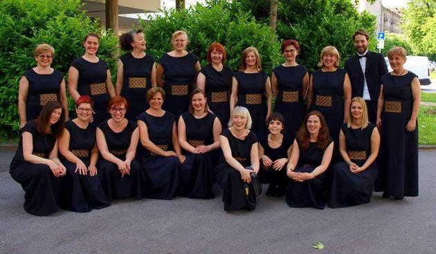Chorus Carolostadien osvojio tri brončane plakete u Italiji, a pred Zorin domom sugrađanima poklonio koncert zborskog pjevanja
