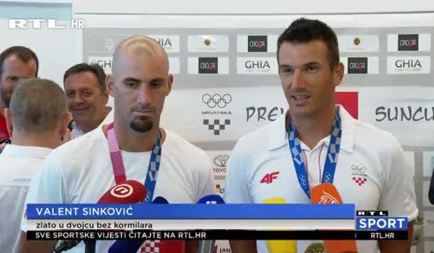 Sinkovići: 'Dva sata nakon finala već smo razmišljali što ćemo i kako' (thumbnail)