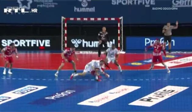 Hrvatska preokrenula i napokon povela pogotkom na prazan gol! (thumbnail)