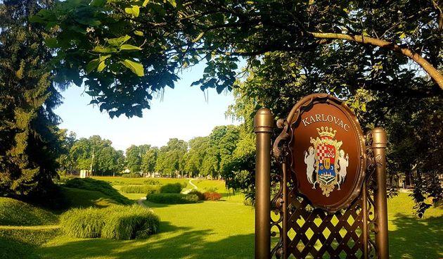 Karlovac - grad u parku: U posljednjih pet godina zasađeno 1.119 stabala