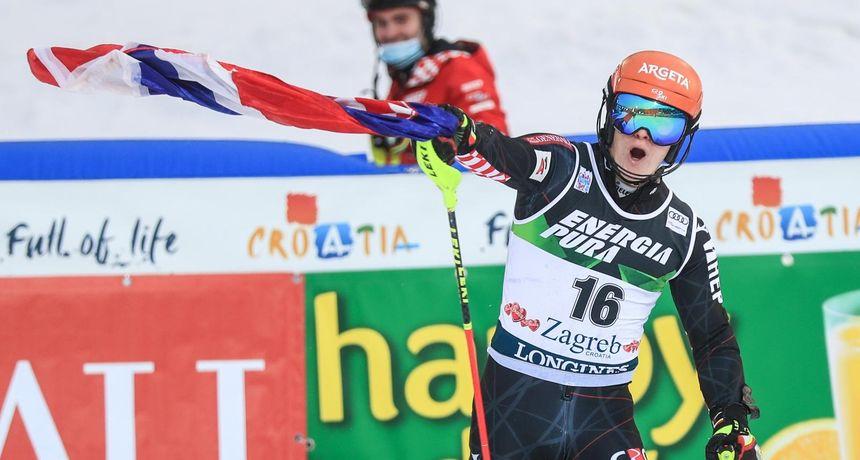 SJAJAN USPJEH Treća pobjeda karijere nevjerojatnog Filipa Zubčića u Banskom!