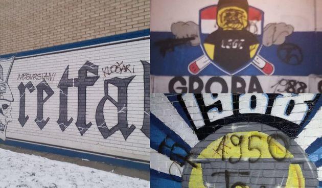 kohorta grafiti
