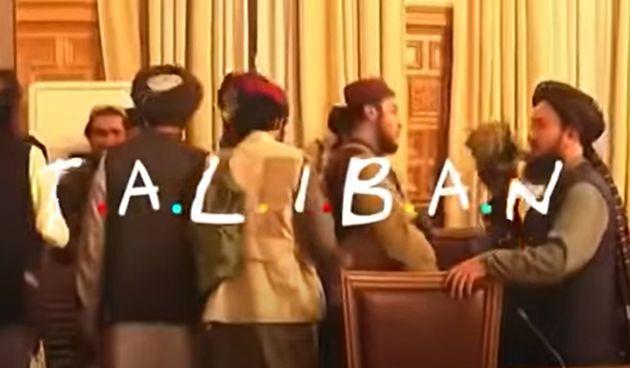 Talibani i serija