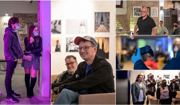 FOTOGALERIJA Drugog dana MOP-a o gamingu, otvorena izložba 'Kultura u fokusu'